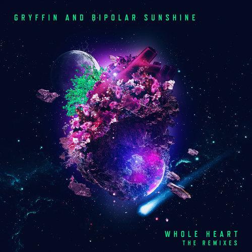Whole Heart - The Remixes Album cover