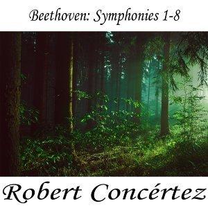 Beethoven: Symphonies 1-8