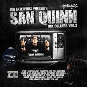 San Quinn: DLK Collabs Vol. 3