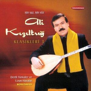 Ali Kızıltuğ Klasikleri, Vol. 3 - Konuşmalı Dertli Türküler Ve Uzun Havalar