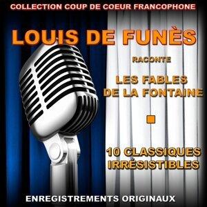 Louis de Funès raconte les fables de la Fontaine