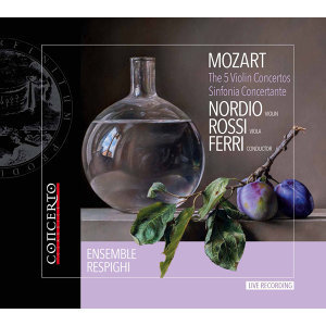 Mozart: The 5 Violin Concertos & Sinfonia concertante