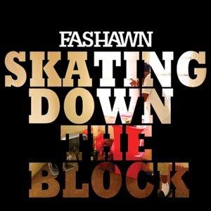 Skating Down The Block