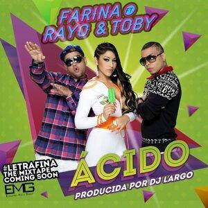Acido (feat. Rayo & Toby)