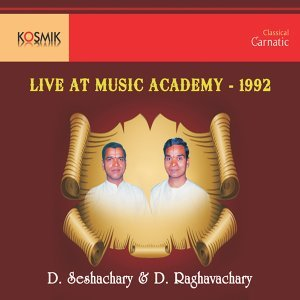 Music Academy - Live