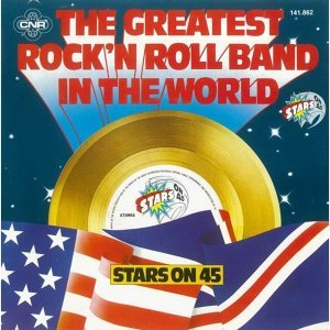 The Greatest Rock'n Roll Band In The World - Original Single Edit