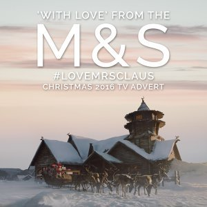 """With Love (From the M&S """"Christmas Love Mrs. Claus"""" Christmas 2016 T.V. Advert)"""