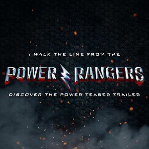 """I Walk the Line (From The """"Power Rangers - Discover the Power"""" Teaser Trailer)"""