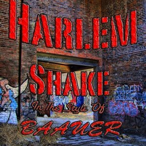 Harlem Shake (In The Style Of BAAUER)