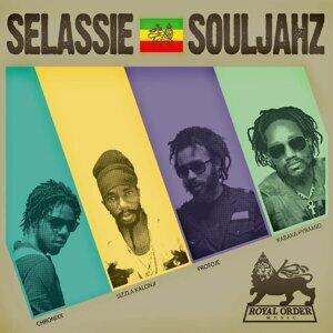 Selassie Souljahz (feat. Sizzla Kalonji, Protoje & Kabaka Pyramid)