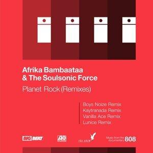Planet Rock - Remixes