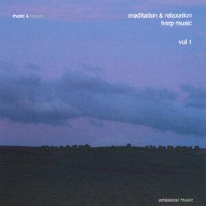 Meditation & Relaxation Harp Music Vol. 1