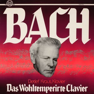 Bach: Das wohltemperierte Klavier, BWV 858-869, Teil 2