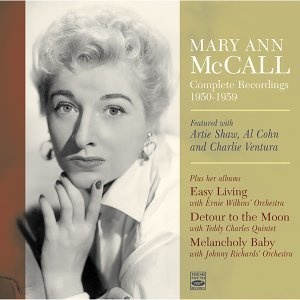 Mary Ann McCall Complete Recordings 1950-1959