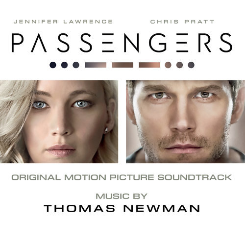 Passengers (Original Motion Picture Soundtrack) (太空潛航者電影原聲大碟)