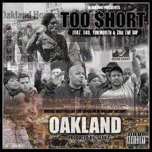 Oakland (feat. E-40, Yukmouth, & Zar The Dip)