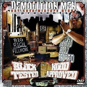 Demolition Men Present: Block Tested Hood Approved