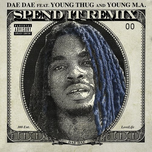 Spend It (feat. Young Thug & Young M.a.) - Remix