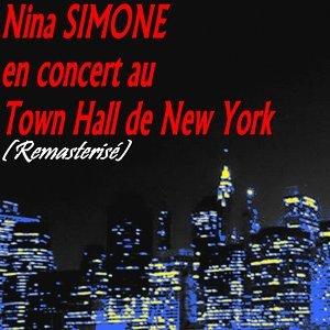 Nina Simone en concert au Town Hall de New York - Remasterisé