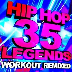 Hip Hop Legends – 35 Workout Remixed