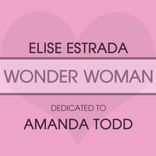 Wonder Woman: Dedicated To Amanda Todd