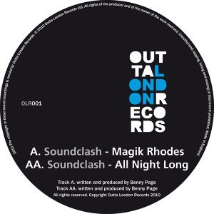 Magik Rhodes / All Night Long