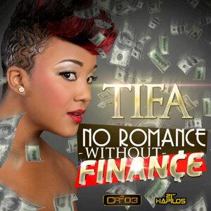 No Romance Without Finance - Single