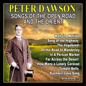 Songs of the Open Road and the Orient