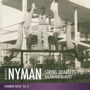 Chamber Music, Vol. 2: String Quartets 1-3