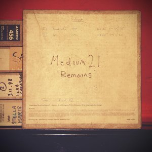 Remains - Lost Tapes Series, Vol. 1
