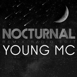 Nocturnal (feat. Will Wheaton) [Remix] [Radio Edit]