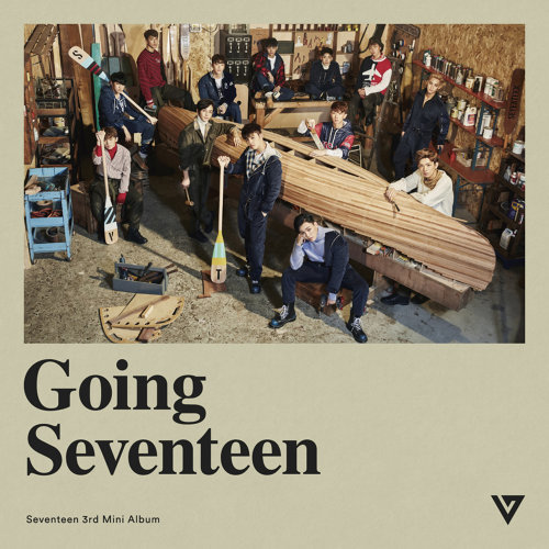 Going Seventeen (Going Seventeen) - 第3張迷你專輯