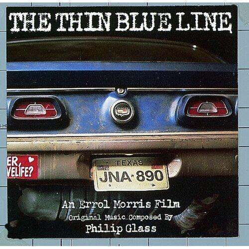 The Thin Blue Line (Original Soundtrack) - Nonesuch store edition