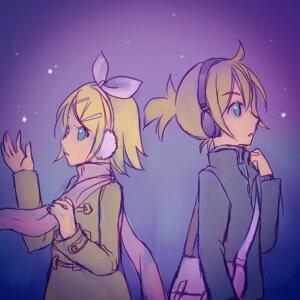 二つの夜空 (Two night skies)