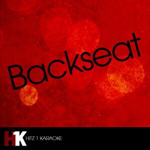 Backseat (feat. The Cataracs & Dev) - Single
