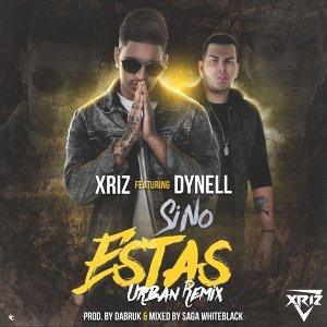 Si no estas (feat. Dynell) - Remix