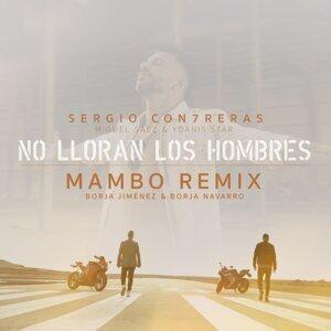 No lloran los hombres (feat. Miguel Sáez y Yoanis Star) - Borja Jiménez & Borja Navarro Mambo Remix