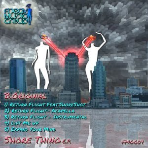 Shore Thing - EP