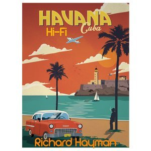 Havana In Hi-Fi Medley: Rhapsodero / My Hopeful Heart / Cordoba / Yours / Tropical Merengue / Maria-La-O / Caminito / La Comparsa / I Won'T Stand In Your Way / Love And The World Loves With You/Del Prado