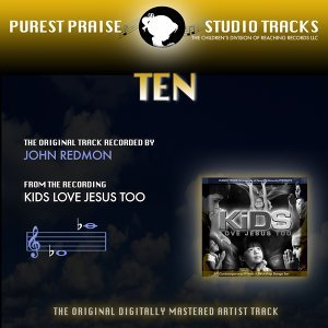 Ten (Purest Praise Series Performance Tracks) - Single