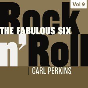 The Fabulous Six - Rock 'N' Roll, Vol. 9