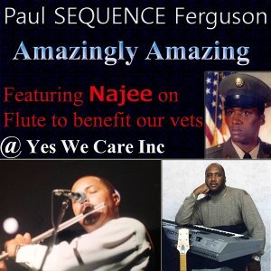 Amazingly Amazing (feat. Najee)