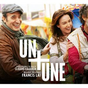 《Un + Une》電影原聲帶 - 法杭斯‧賴 Francis Lai