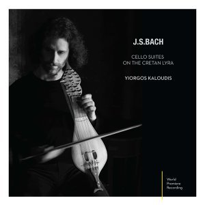 J.S.BACH: Cello Suites on the Cretan Lyra