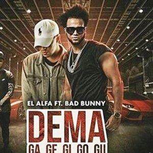 Dema Ga Ge Gi Go Gu (feat. Bad Bunny)