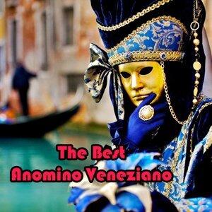 The best of anonimo veneziano medley 2: can can / Carmen / La marcia di radetskzy / Il barbiere di siviglia / Moto perpetuo / Sonata 147 / Le nozze di figaro / Rondo' / Scandalo al sole / Bourée / Sinfonia n° 40 / Bandinerie