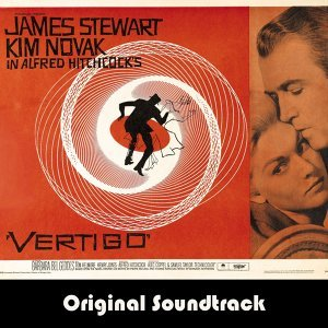 "Vertigo Medley: Prelude and Rooftop / Scotty Trails Madeline / Carlotta's Portrait / The Bay / By the Fireside / The Forest / The Beach / The Dream / Farewell and the Tower / The Nightmare and Dawn / The Letter / Goodnight and the Park / Scene D'amour / T - From ""Vertigo"" Original Soundtrack"