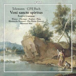 Veni sancte spiritus: Festive Cantatas