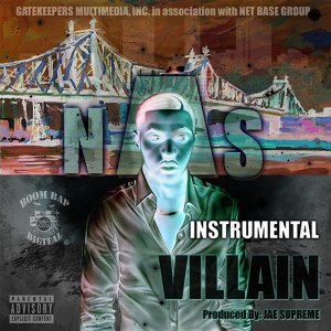 I'm a Villain (Instrumental)