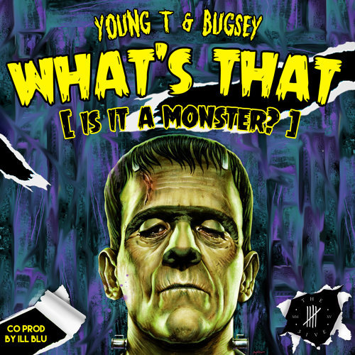 What's That (Is It a Monster?)